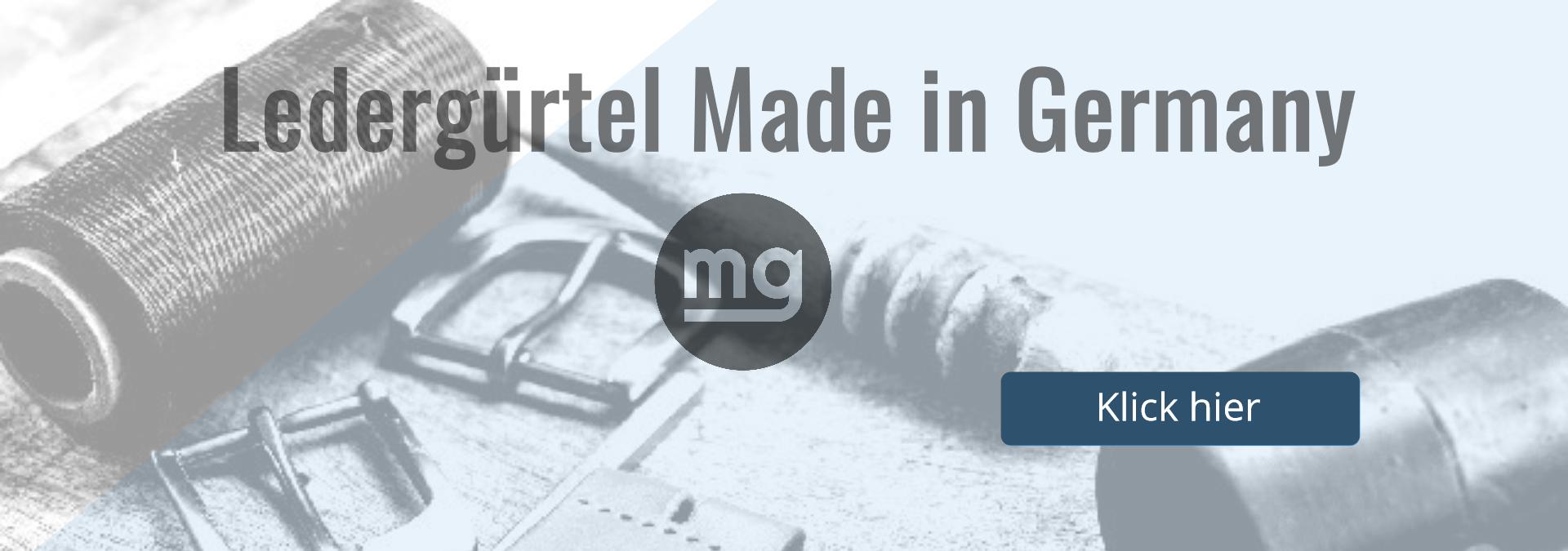 MG Gürtel
