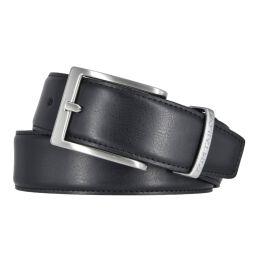 TOM TAILOR Business Gürtel Anzuggürtel braun o....