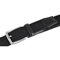 VANZETTI Stretch- Bandgürtel für Herren 3,5 cm elastischer Gürtel