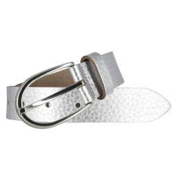 Vanzetti Damengürtel Metallic Rindleder 30 mm