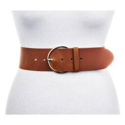 Vanzetti Damen Taillengürtel 60 mm Echt Leder 60 mm Leder Formgürtel