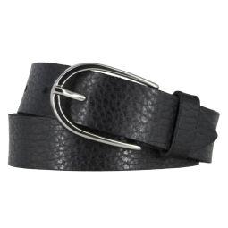 Vanzetti Damengürtel schwarz Metallic 30 mm...