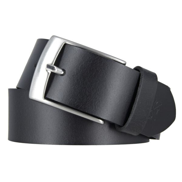 "Tom Tailor Ledergürtel ""Tony"" Herrengürtel 40 mm schwarz"