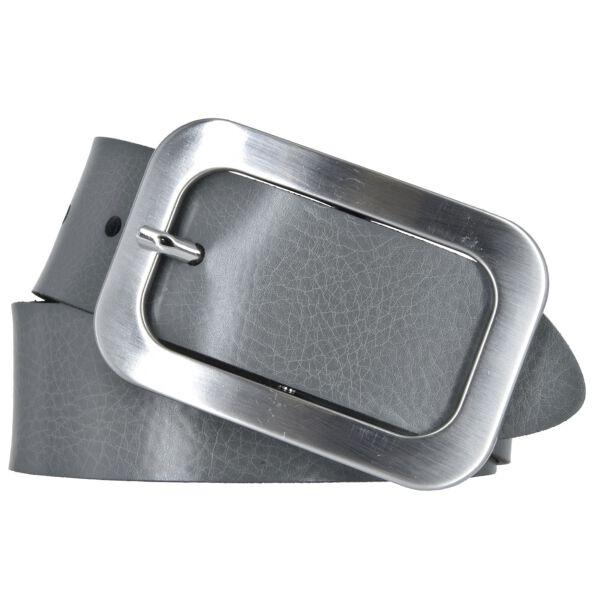 7277cf1550ed6f Vanzetti Damengürtel Ledergürtel grau ...