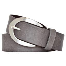 Damengürtel in Grau von Vanzetti