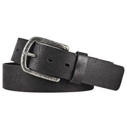 LLOYD Mens Belts Gürtel Ledergürtel Herrengürtel Jeansgürtel Schwarz 40mm 90