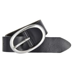 MYTEM-GEAR Damen Leder Gürtel 35 mm Vollrindleder Damengürtel 80