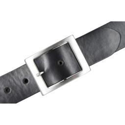 MYTEM-GEAR Damen Leder Gürtel 40 mm Vollrindleder Damengürtel 90