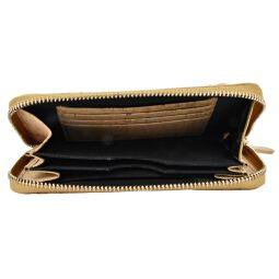 Vanzetti Damen Geldbörse Portemonnaie aus Kork