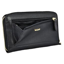 Vanzetti Damen Geldbörse Portemonnaie aus Saffiano...